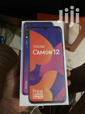 New Tecno Camon 12 64 GB Blue   Mobile Phones for sale in Central Region, Kampala