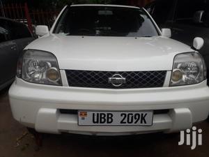Nissan X-Trail 2001 2.0 White