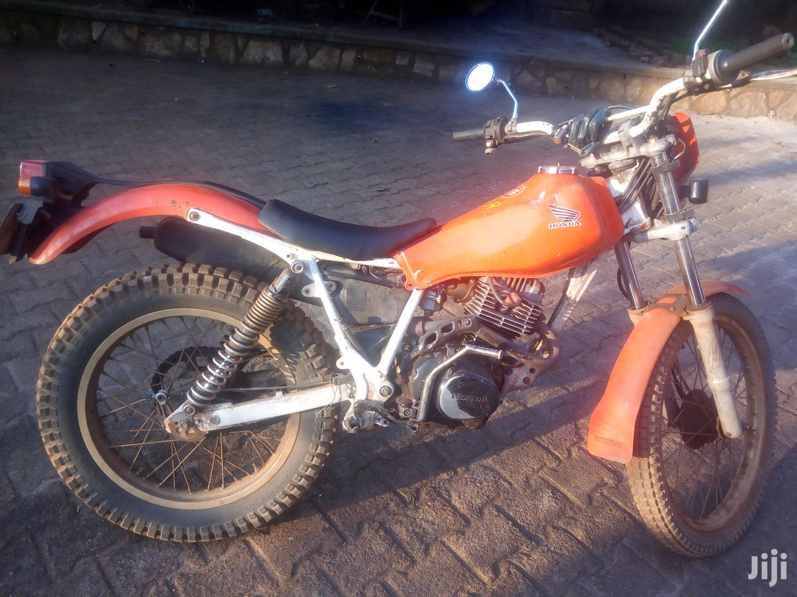 Honda 1989 Red | Motorcycles & Scooters for sale in Kampala, Central Region, Uganda