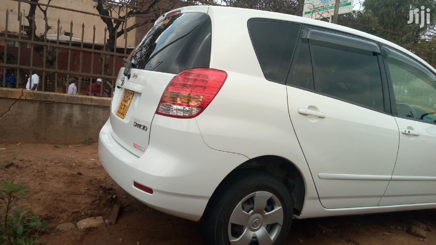 New Toyota Spacio 2005 White | Cars for sale in Kampala, Central Region, Uganda
