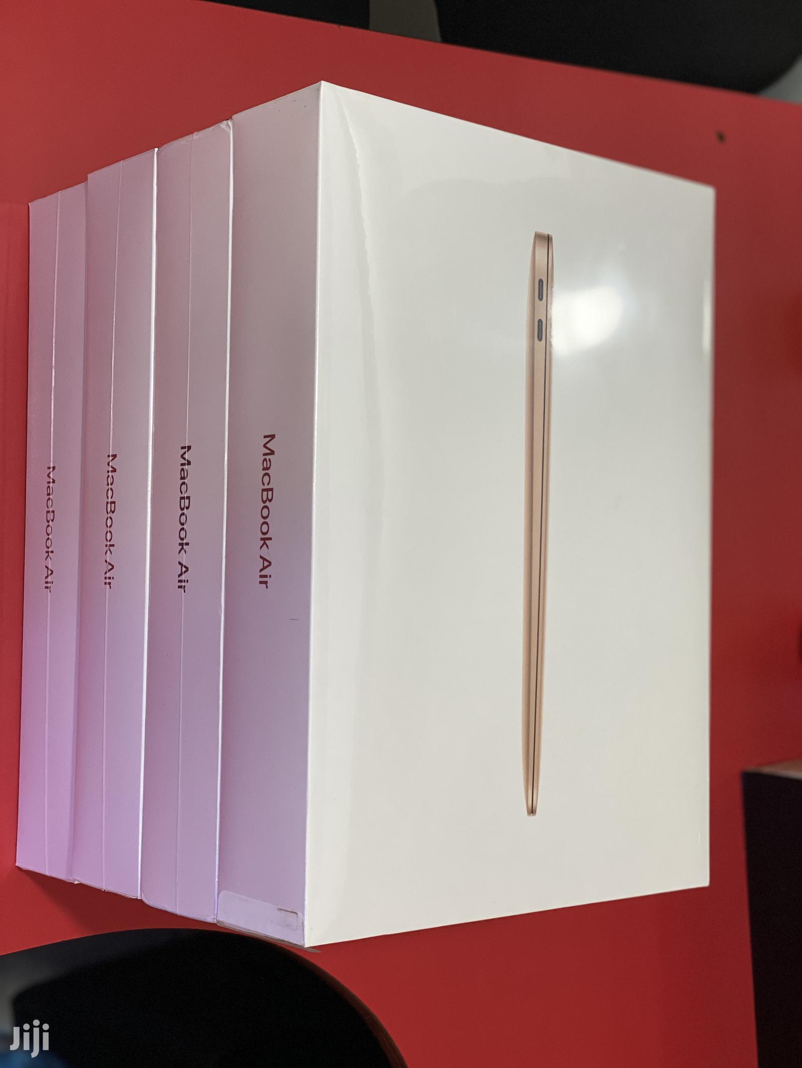 New Laptop Apple MacBook Air 8GB Intel Core i3 SSHD (Hybrid) 256GB | Laptops & Computers for sale in Kampala, Central Region, Uganda