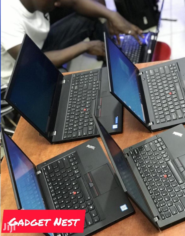 New Laptop Lenovo ThinkPad T570 8GB Intel Core i7 SSD 256GB | Laptops & Computers for sale in Kampala, Central Region, Uganda