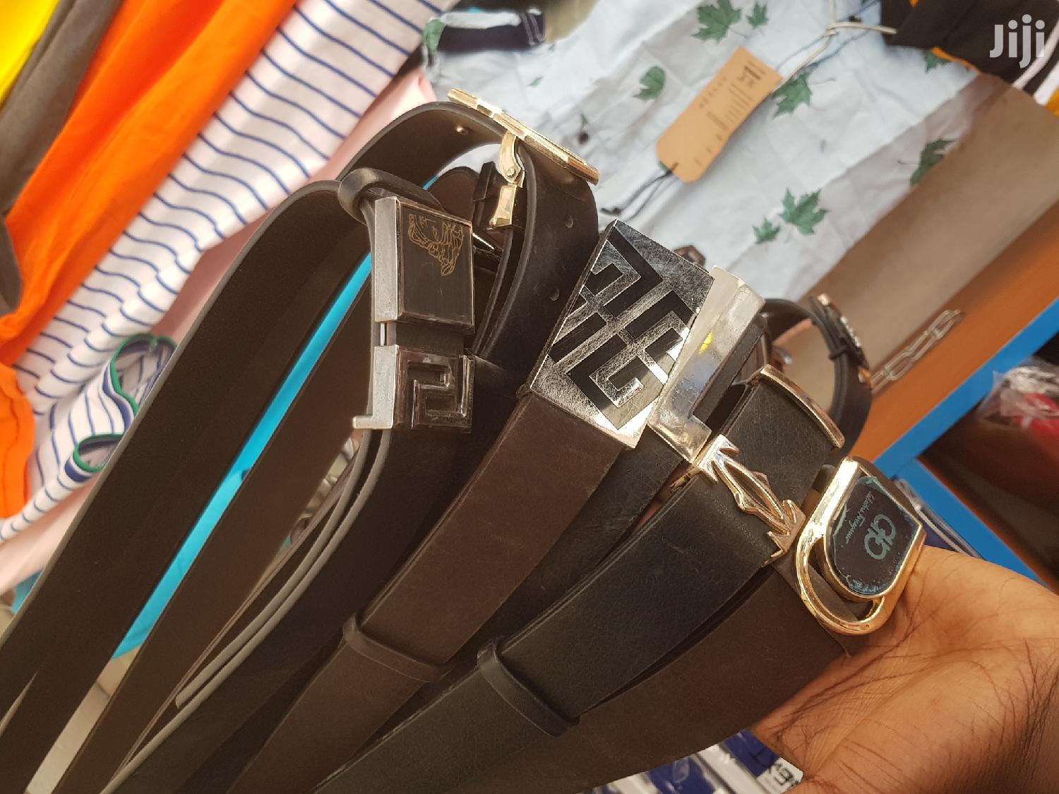 Archive: Leather Belts