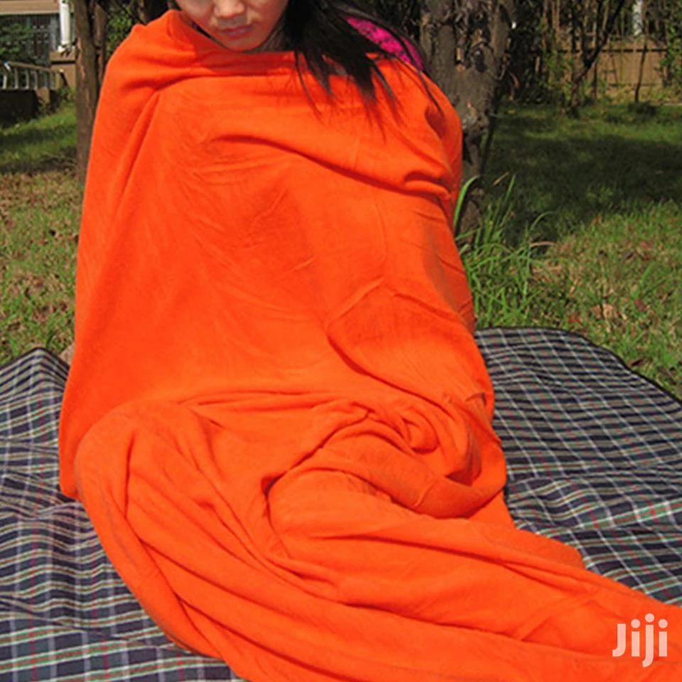 2 In 1 Blanket For Camping