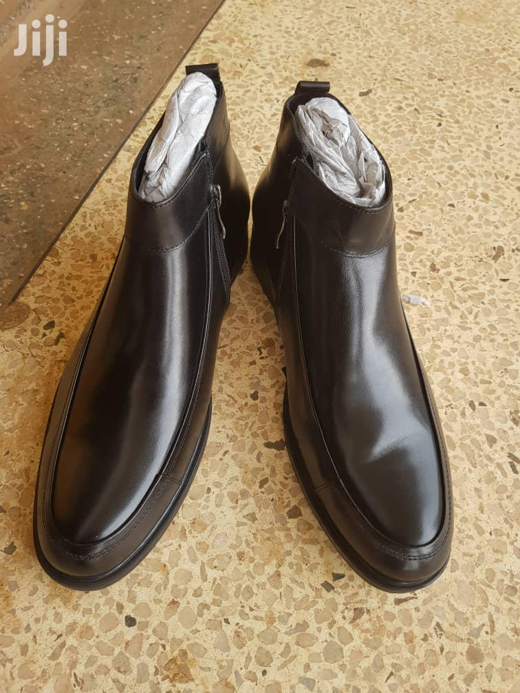 Pure Leather Gentle Boot