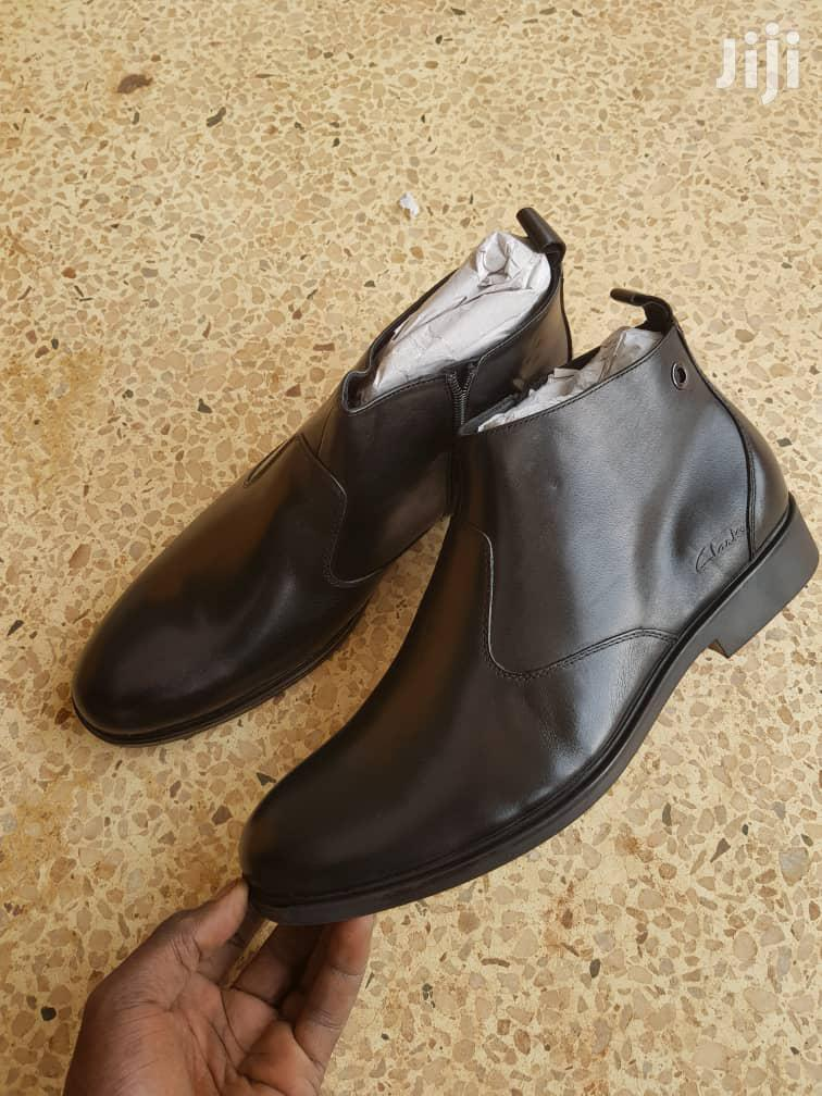Pure Leather Gentle Boot Shoes