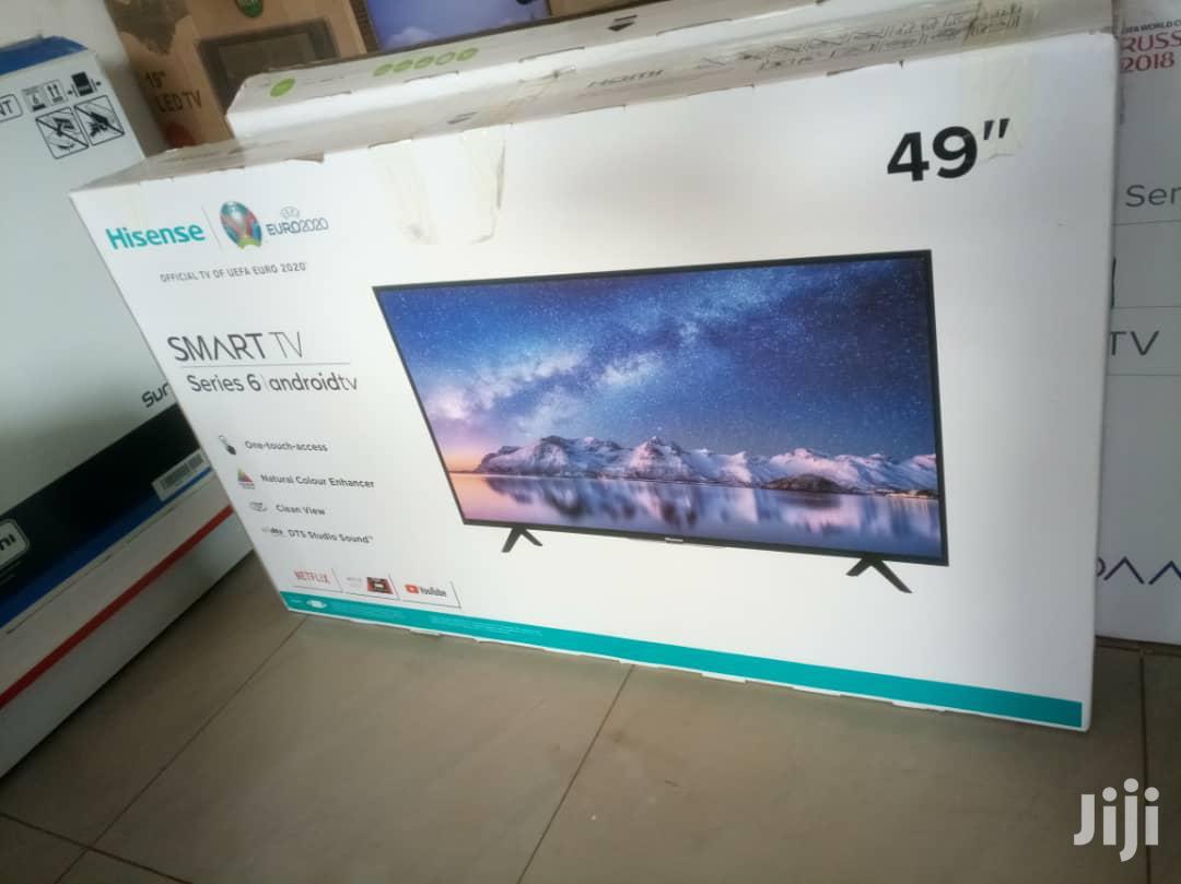 Archive: Hisense Smart Digital Flat Screen TV 49 Inches