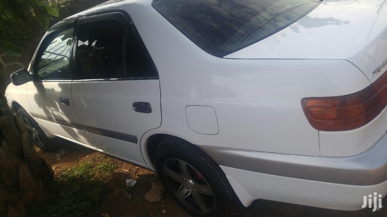 Toyota Premio 2001 White | Cars for sale in Kampala, Central Region, Uganda