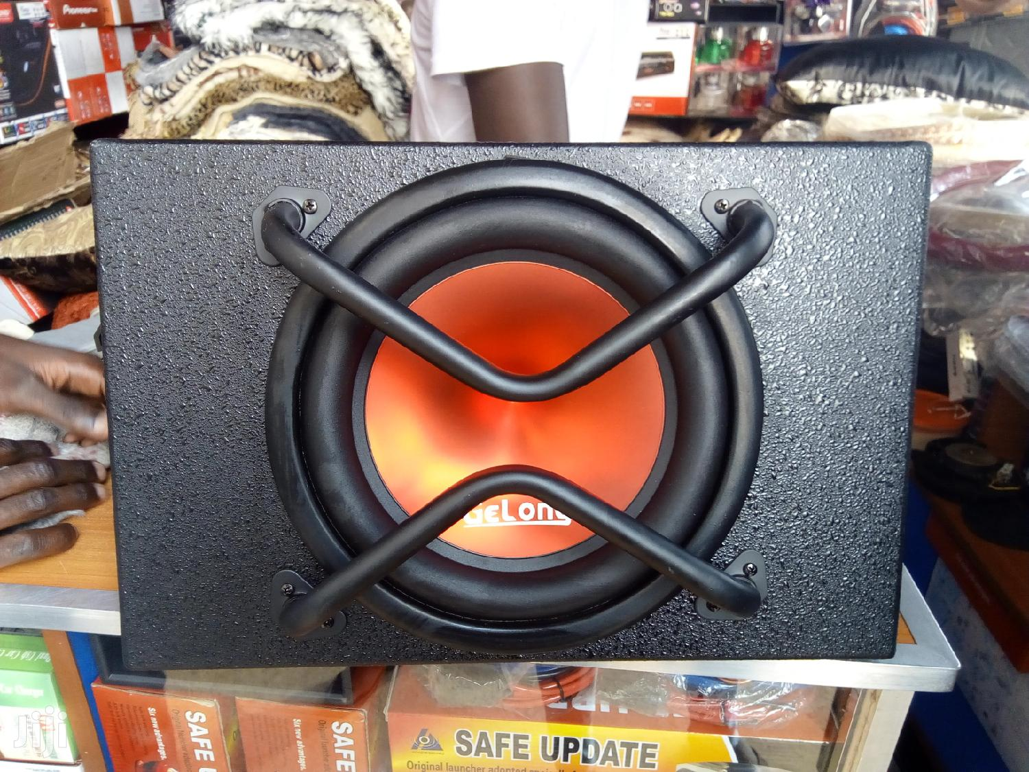 Woofer for Cars