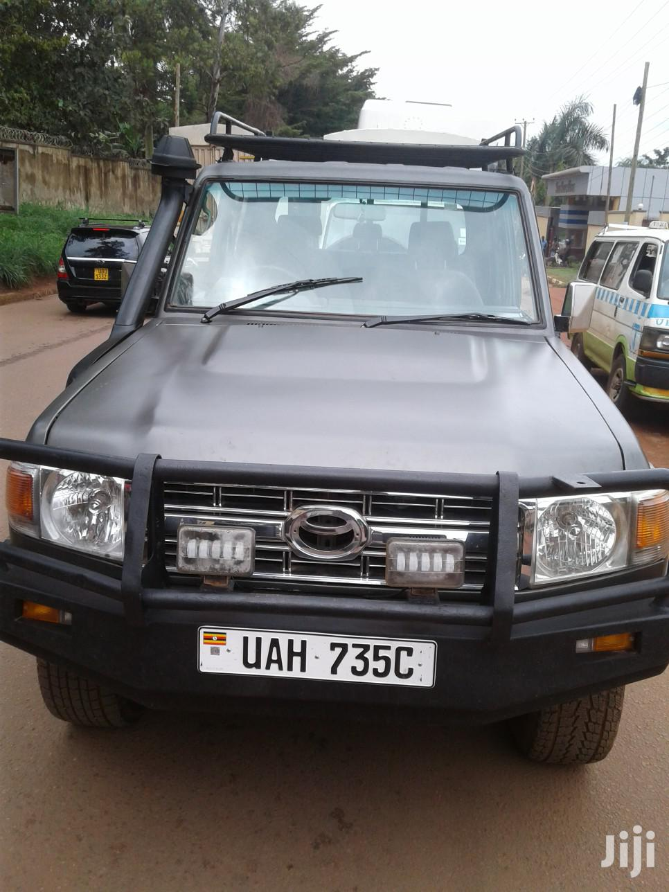 Toyota Land Cruiser 2009 Gray | Cars for sale in Kampala, Central Region, Uganda