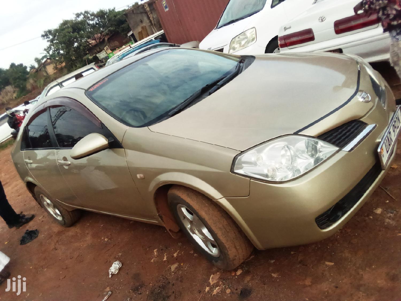 Archive: Nissan Primera 2002 Gold