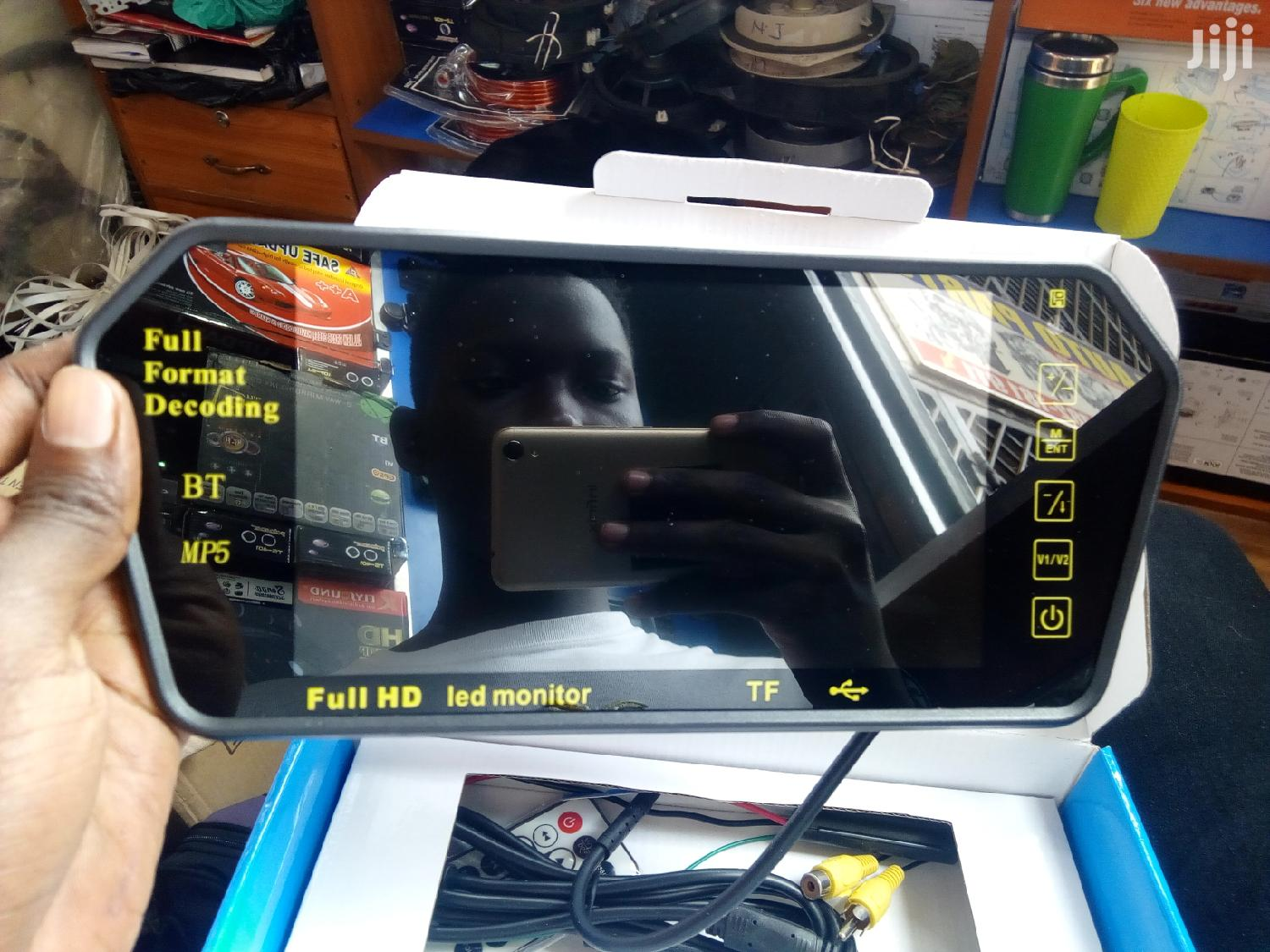 Driving Mirror Screen   Vehicle Parts & Accessories for sale in Kampala, Central Region, Uganda