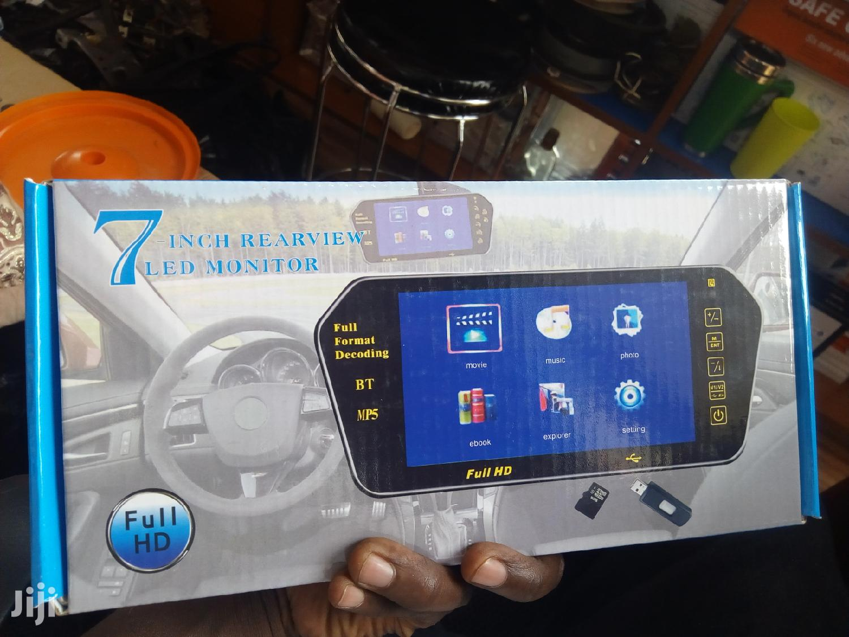 Driving Mirror Screen