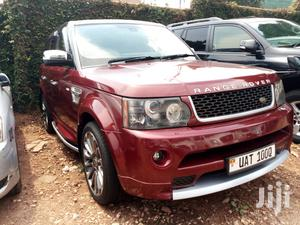 Land Rover Range Rover Sport 2010 Red