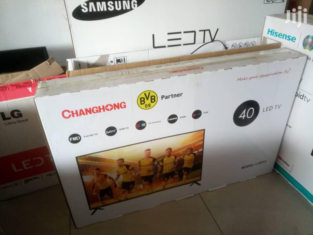 Archive: Changhong Flat Screen Digital TV 40 Inches