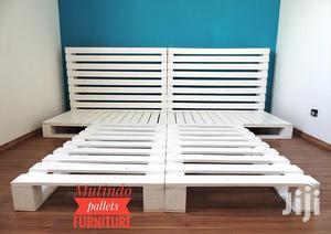 Pallet Bed | Furniture for sale in Central Region, Kampala