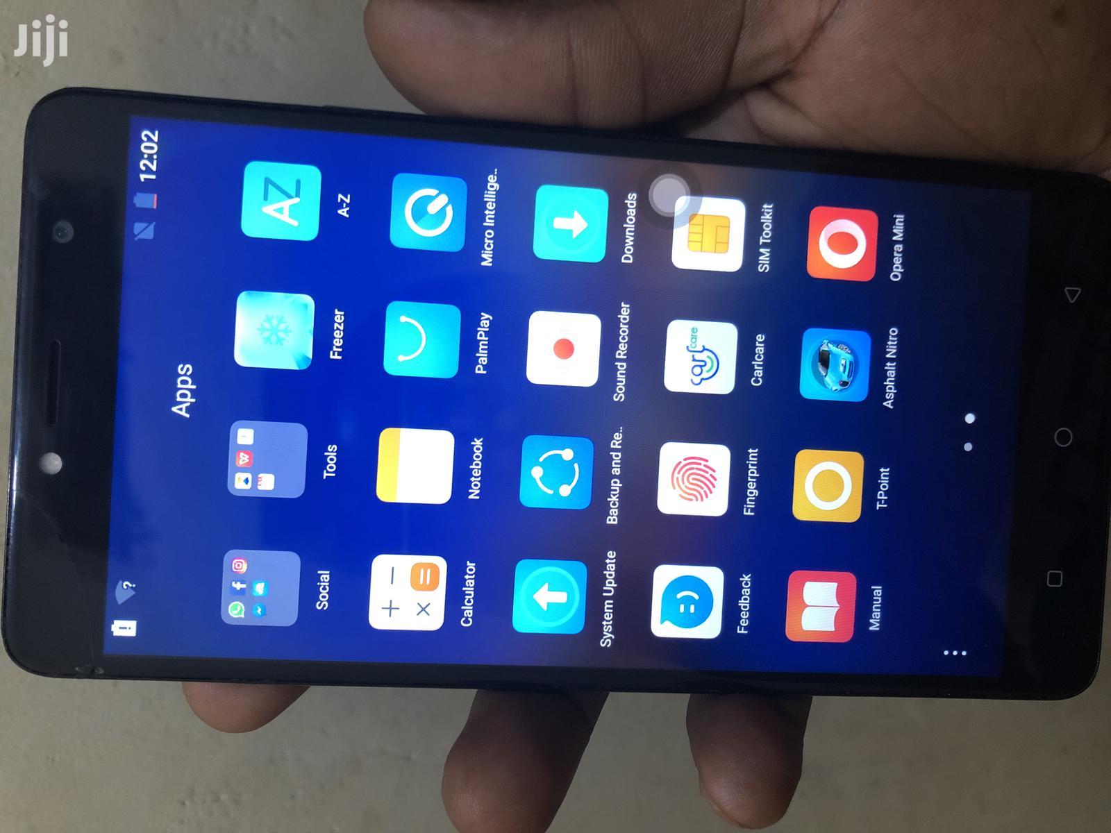 Tecno L9 Plus 16 GB Gray | Mobile Phones for sale in Kampala, Central Region, Uganda