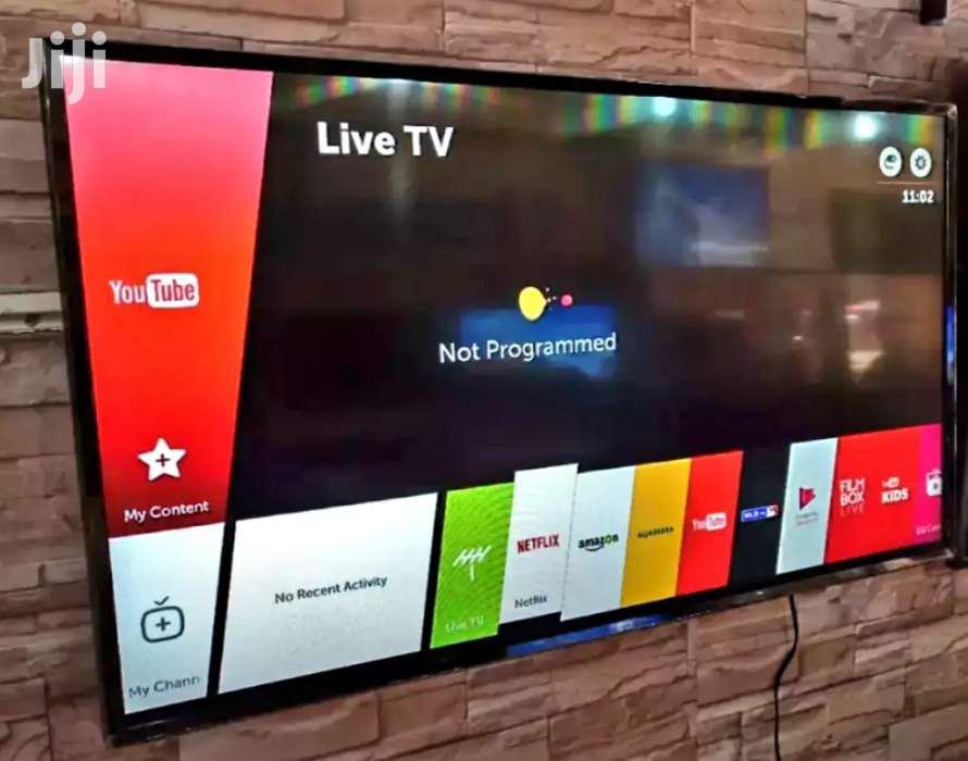 New LG Webos Smart UHD 4k TV 43 Inches