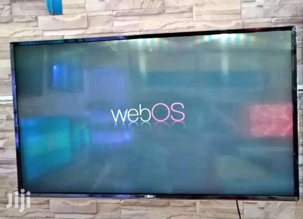 New LG Webos Smart UHD 4k TV 43 Inches   TV & DVD Equipment for sale in Kampala, Central Region, Uganda