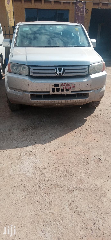 Honda Crossroad 2007 Silver | Cars for sale in Kampala, Central Region, Uganda
