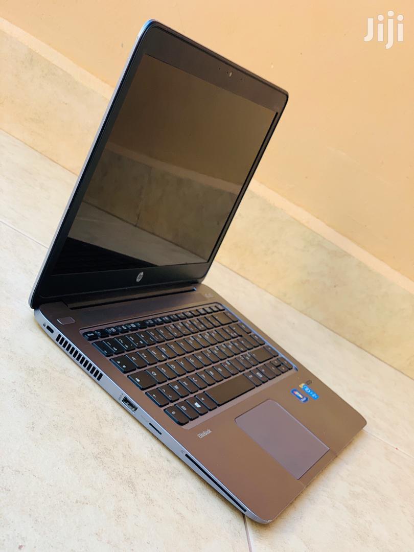 Laptop HP EliteBook Folio 1040 G2 4GB Intel Core I5 SSD 128GB