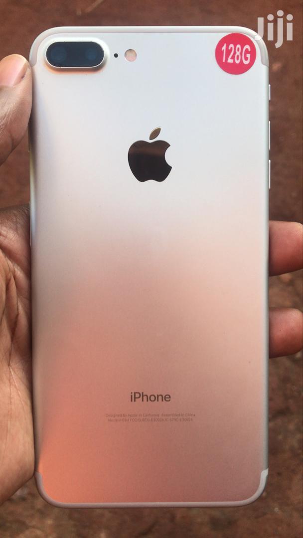 Apple iPhone 7 Plus 128 GB Silver   Mobile Phones for sale in Kampala, Central Region, Uganda