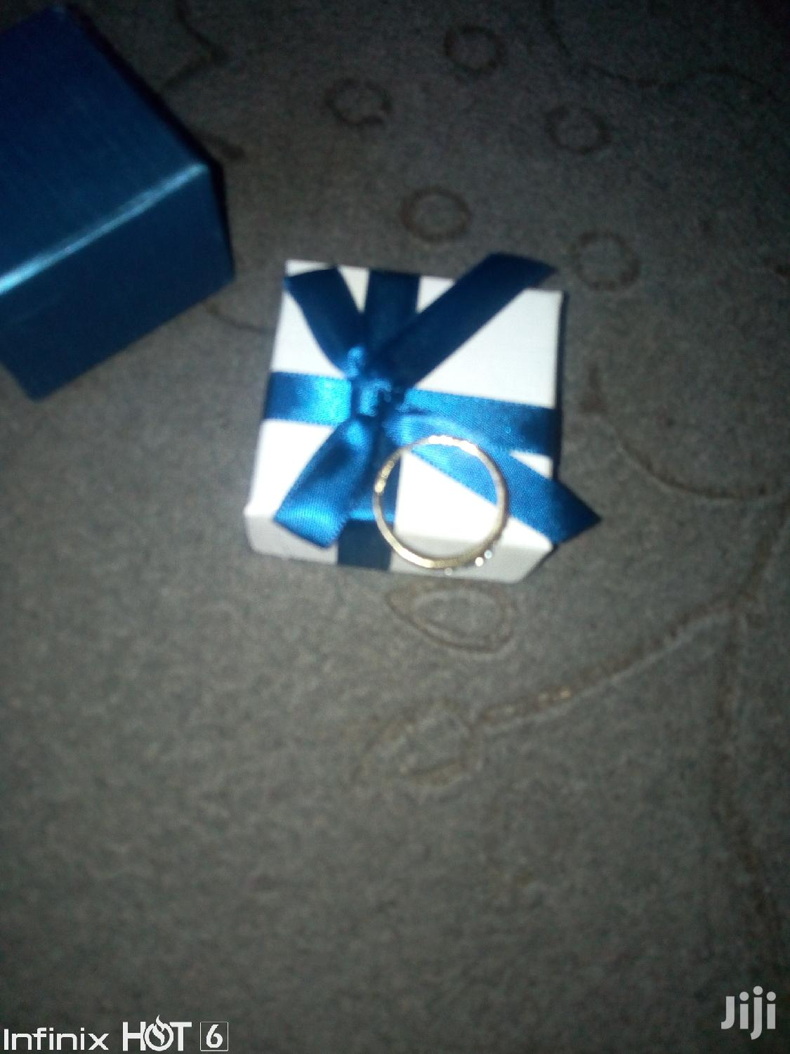 Archive: Engagement Ring With Box