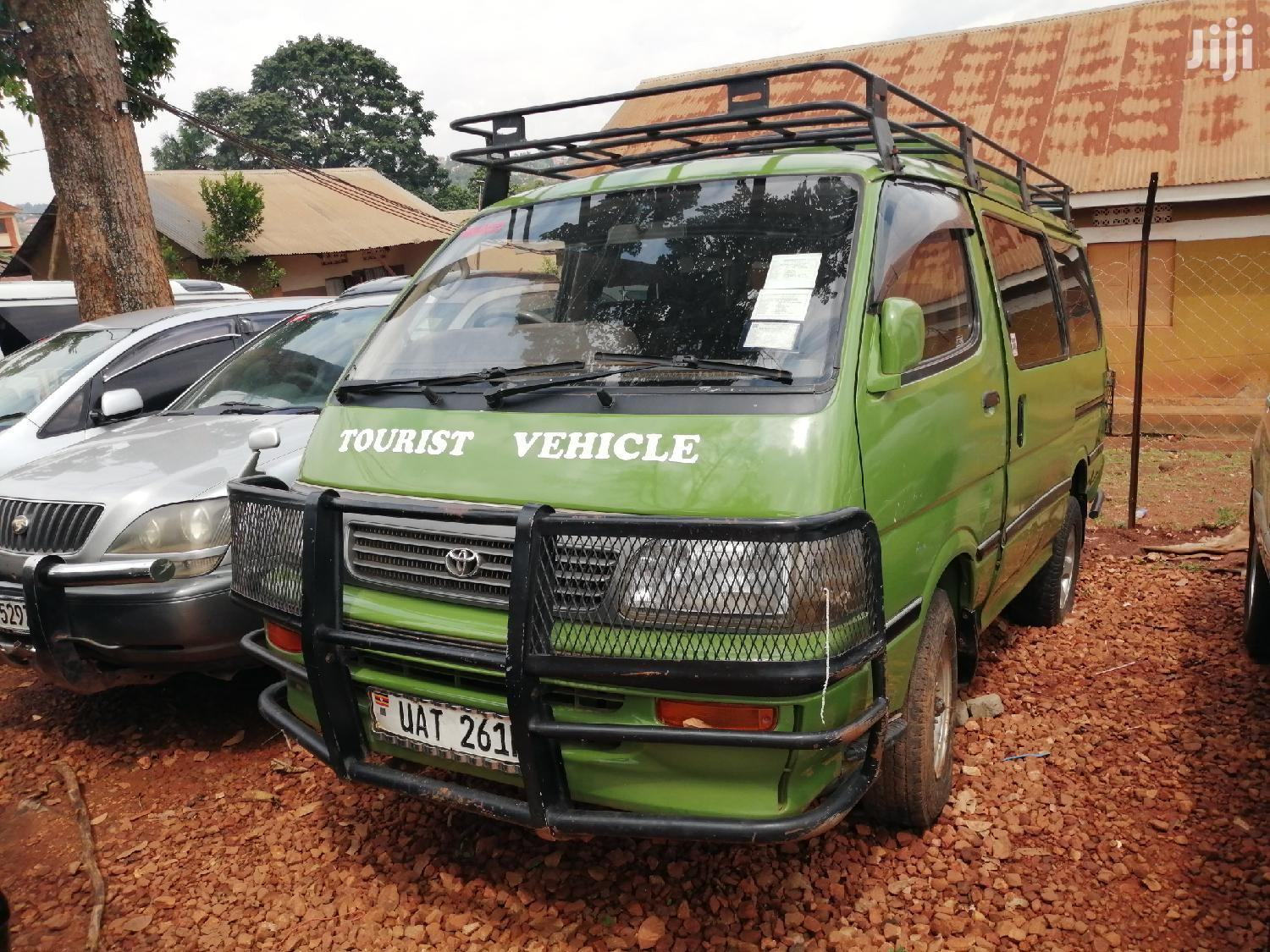 Toyota HiAce 1996 Green | Buses & Microbuses for sale in Kampala, Central Region, Uganda