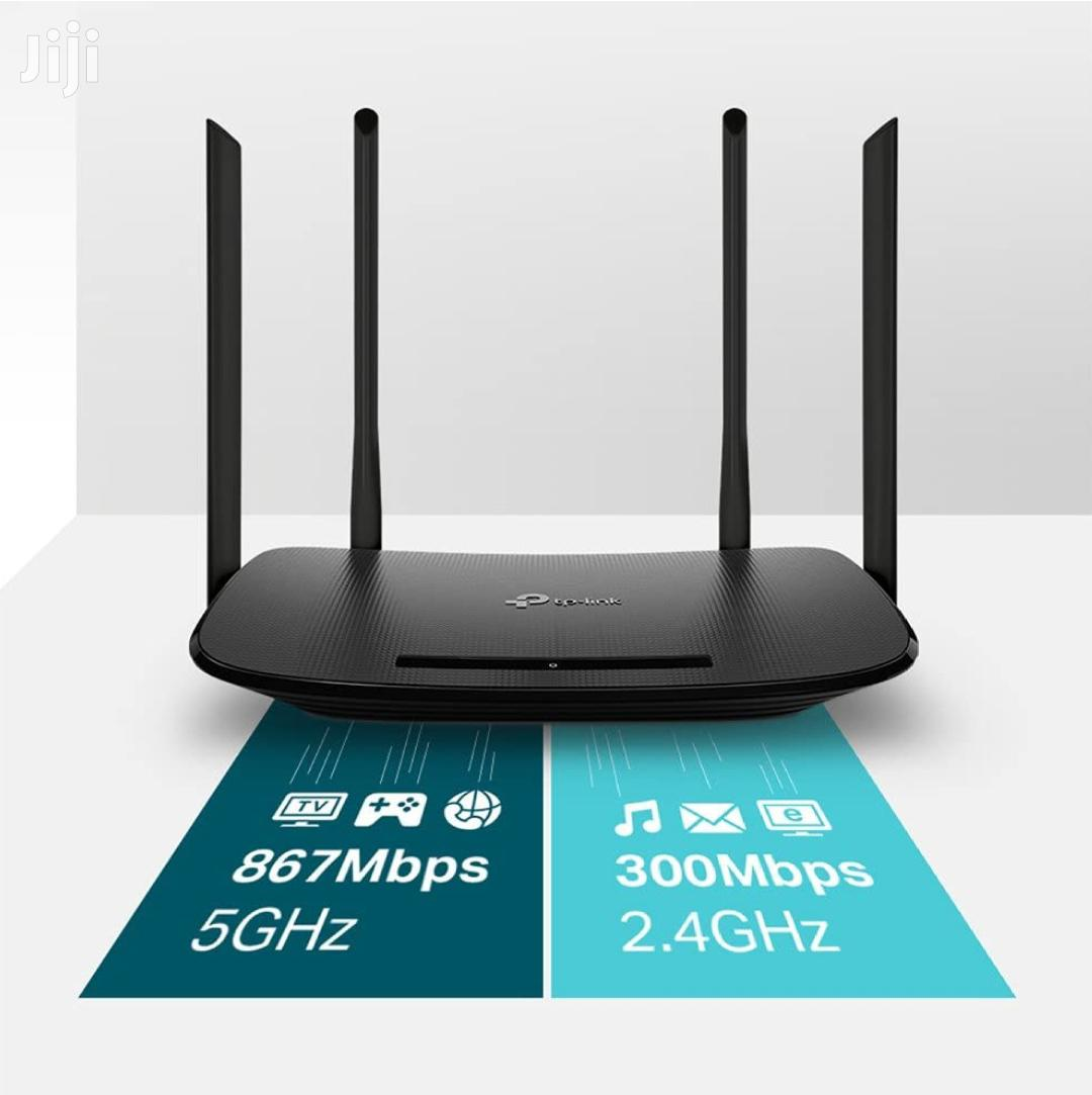 Tp-Link Archer VR300 Wireless Dual Band Router 1200mbps | Networking Products for sale in Kampala, Central Region, Uganda