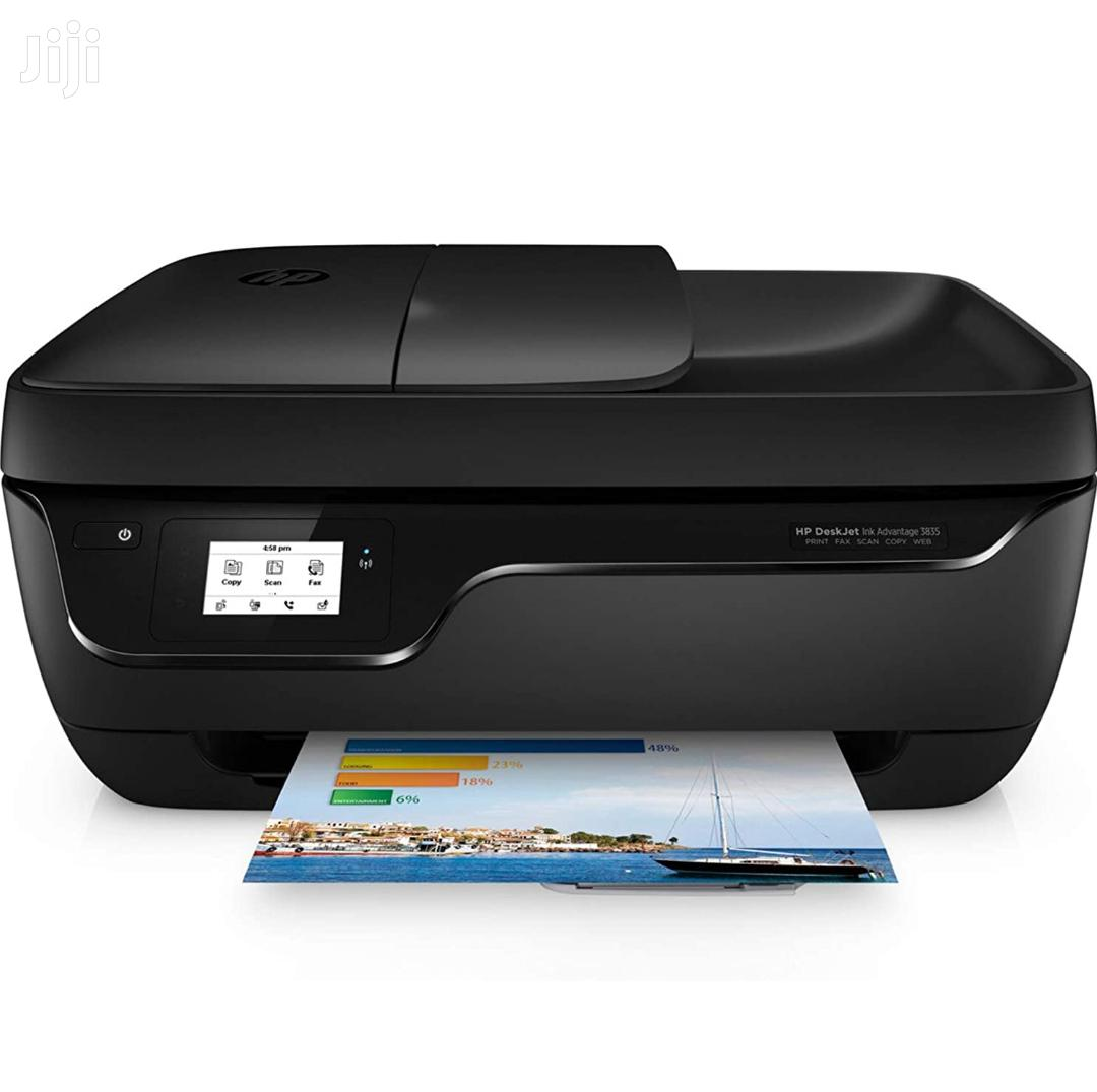 HP Deskjet 3835 All In One Ink Advantage Wireless Printer
