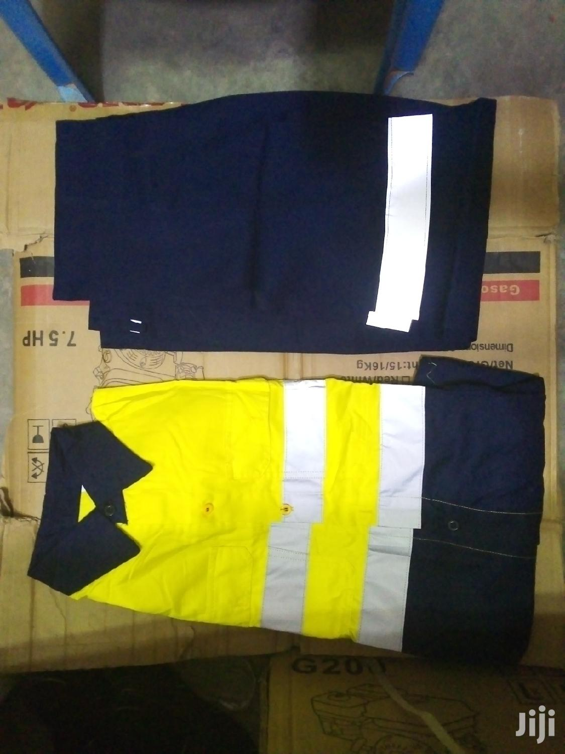 Constructional Shirts and Trousers