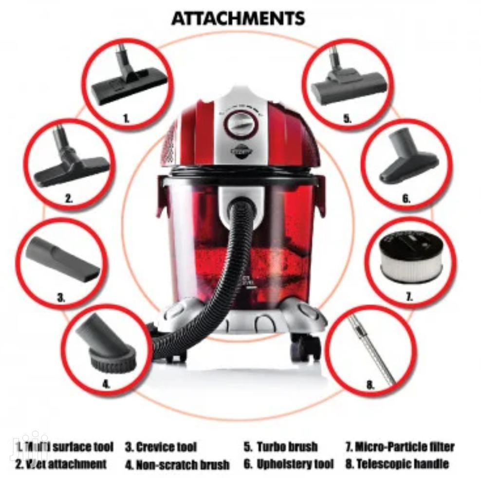 Genesis Hydrovac Plus Vacuum Cleaner 1600W | Home Appliances for sale in Kampala, Central Region, Uganda