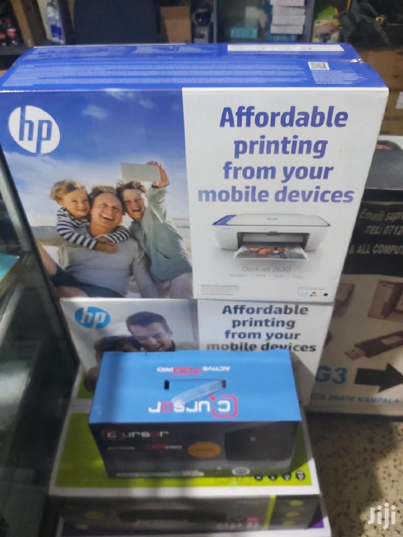Archive: Hp Deskjet 2630 Wireless Coloured Printer