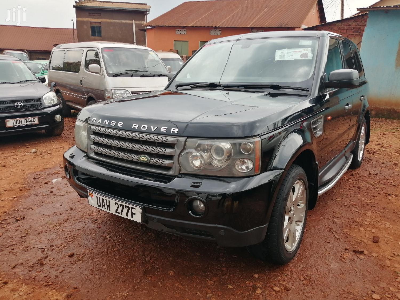 Land Rover Range Rover Sport 2005 Black   Cars for sale in Kampala, Central Region, Uganda