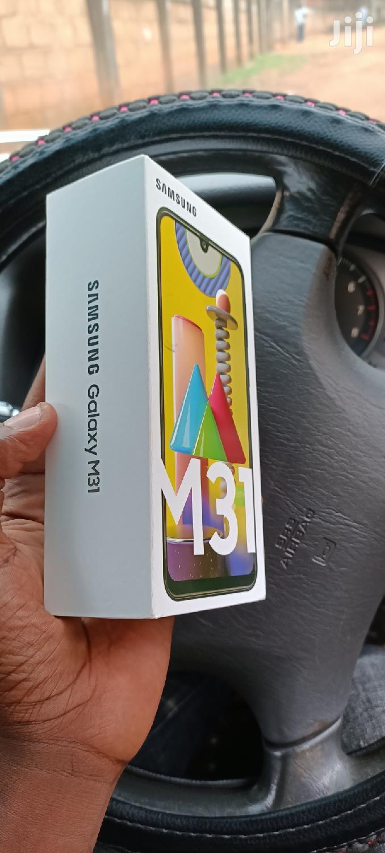 New Samsung Galaxy M31 128 GB Black | Mobile Phones for sale in Kampala, Central Region, Uganda