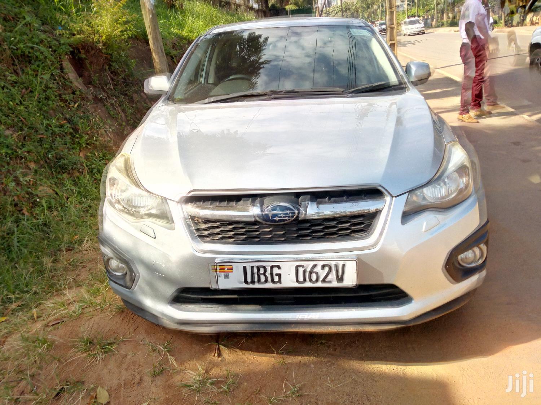 Subaru Impreza 2013 Silver In Kampala Cars Brian Cwinyaai Jiji Ug For Sale In Kampala Buy Cars From Brian Cwinyaai On Jiji Ug