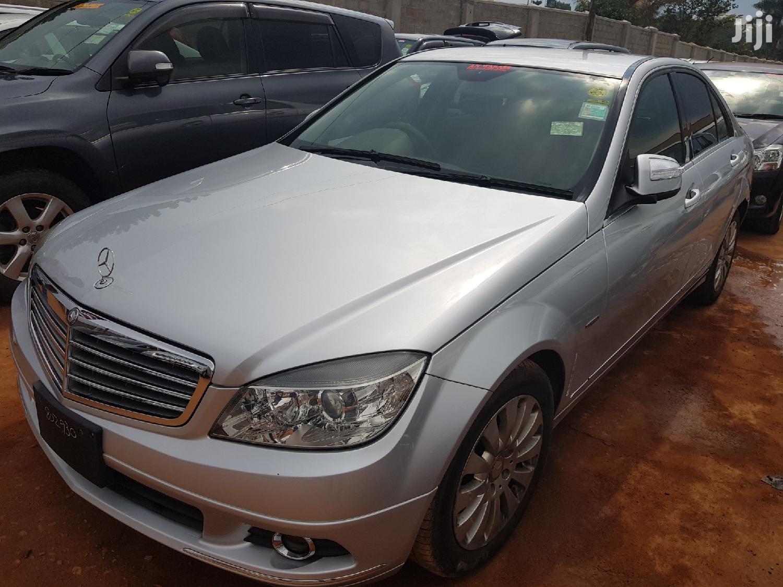 Mercedes-Benz C200 2008 Silver | Cars for sale in Kampala, Central Region, Uganda