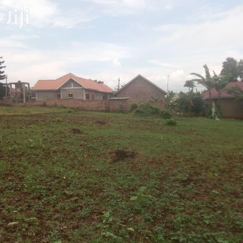 Land In Mukono Behind Equity Bank On Sale