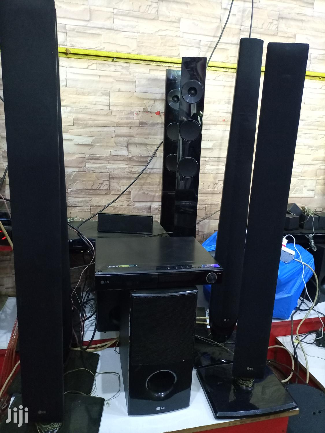 LG Home Theater Sound System | Audio & Music Equipment for sale in Kampala, Central Region, Uganda