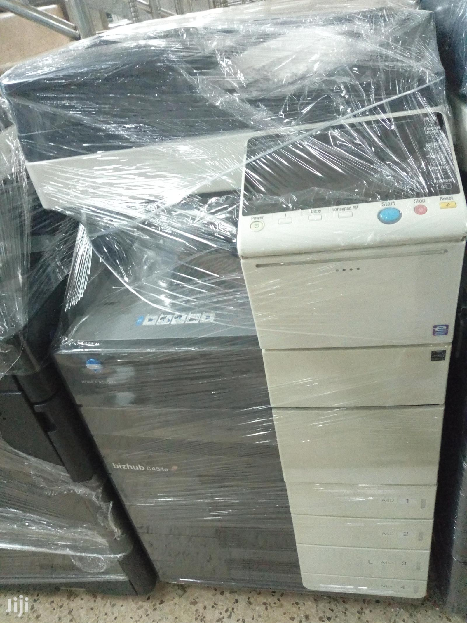Konica Bizhub C454 Printer