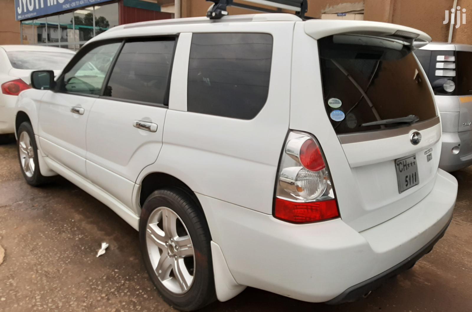 Subaru Forester 2007 White | Cars for sale in Kampala, Central Region, Uganda