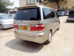Toyota Alphard 2004 Gold | Cars for sale in Central Region, Kampala
