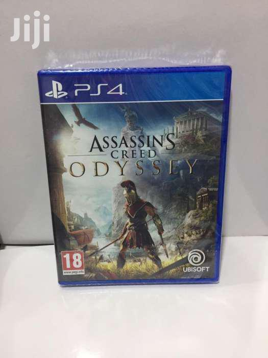 Assasins Creed Odyssey PS4 Game