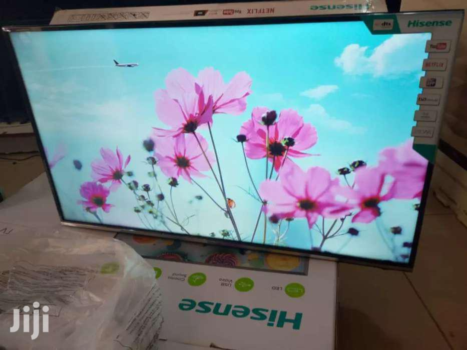Brand New Hisense 49 Inches Smart Digital Flat Screen