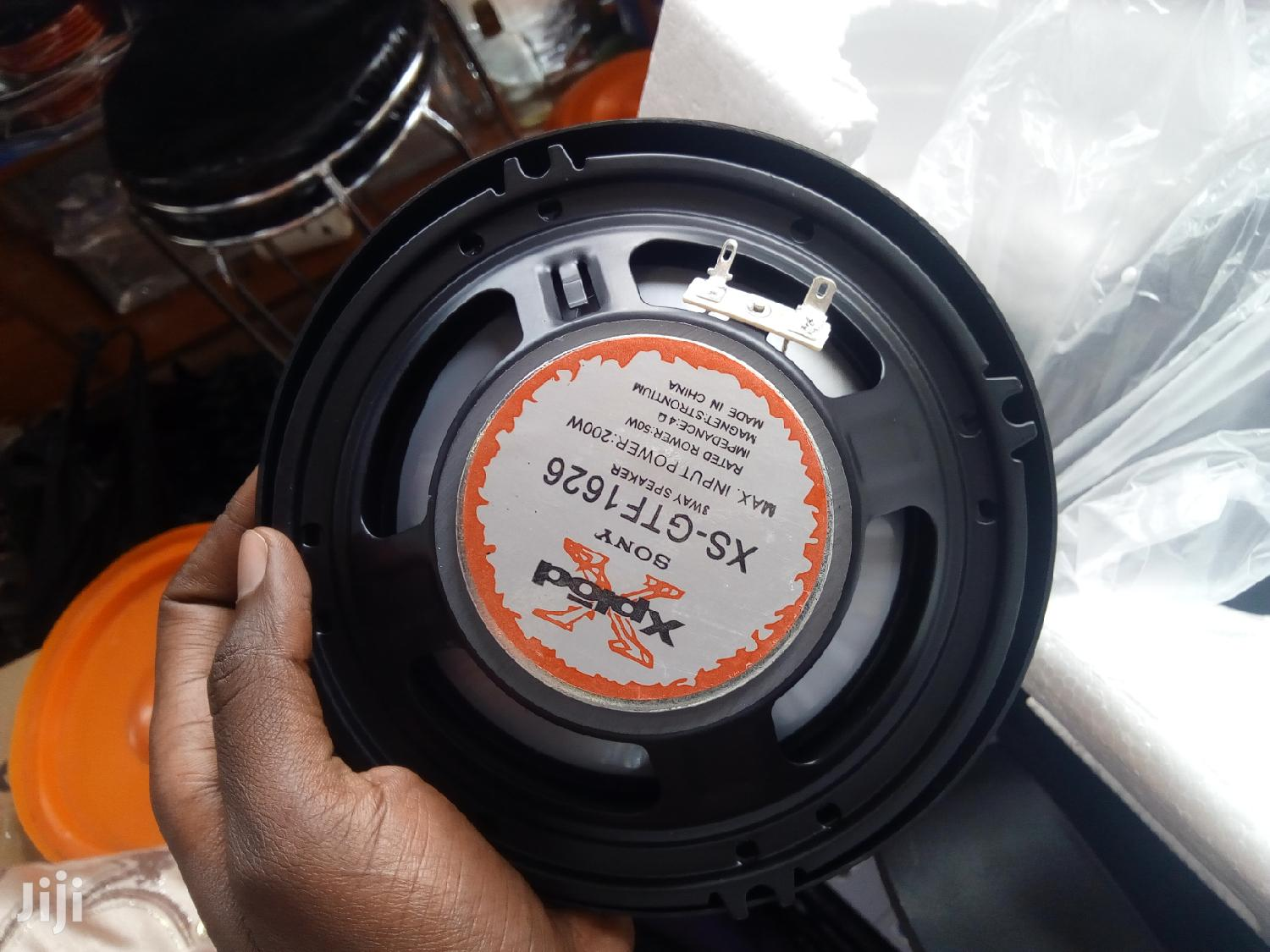 Car Speakers | Vehicle Parts & Accessories for sale in Kampala, Central Region, Uganda