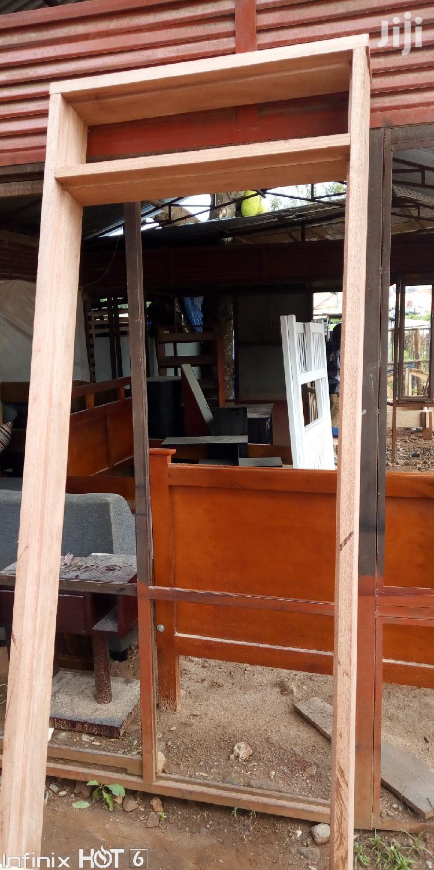 Mahogany Door Frames | Doors for sale in Kampala, Central Region, Uganda