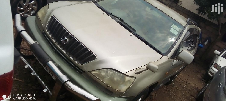 Toyota Harrier 2001 Silver | Cars for sale in Kampala, Central Region, Uganda