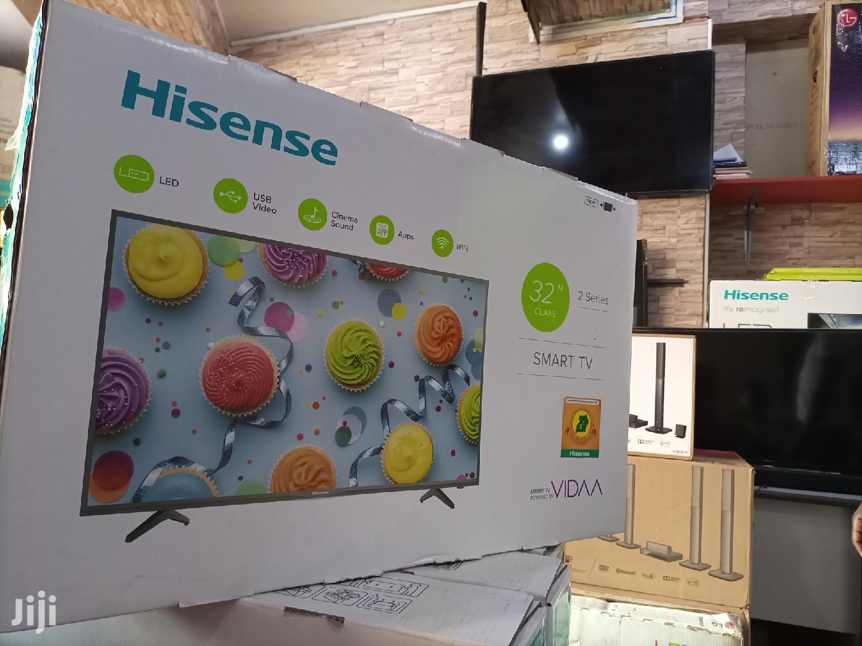 Hisense Smart Digital Satellite Flat Screen TV 32 Inches