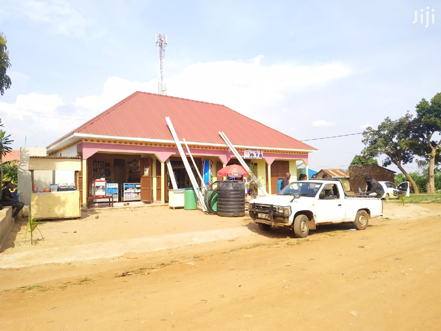 Brand New Shops In Seeta For Sale