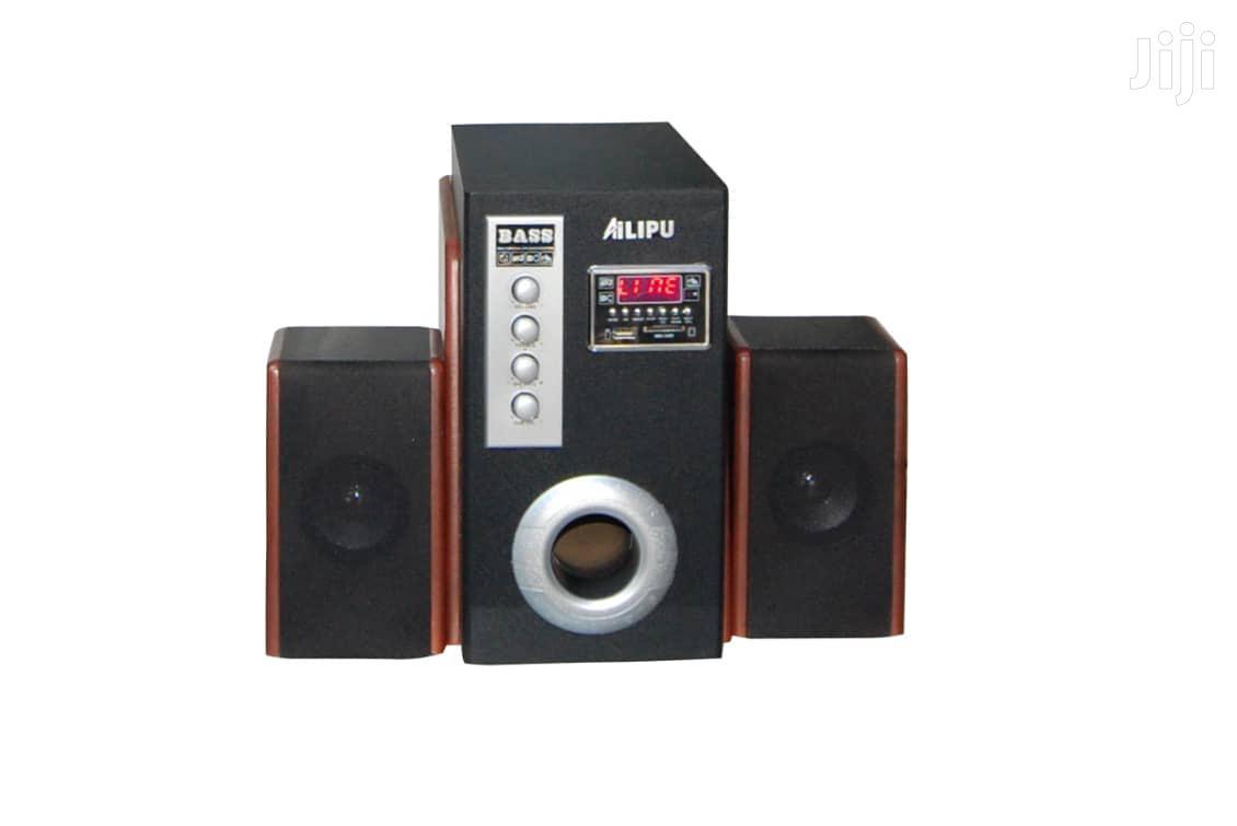 Alipu Woofer 3.4
